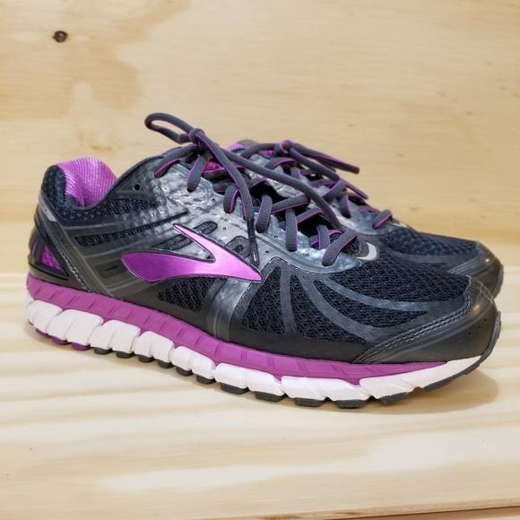 9b3a9ccc229 Brooks Ariel  16 Road Running Shoes. Brooks. M 5cace7d4264a558427416419.  M 5cace7d52eb33f3f83ab4298. M 5cace7d61153ba194fc2020e.  M 5cace7d8264a5532cf41642f